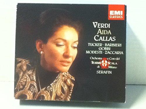 Aida (Opera Full) [Import anglais]
