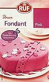 RUF Fondant, pink, 4er Pack (4 x 250 g)
