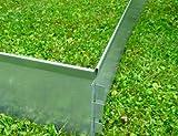 Rasenkante 100x15 cm verzinkt