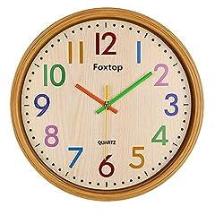 Foxtop 30 cm Modern Quartz