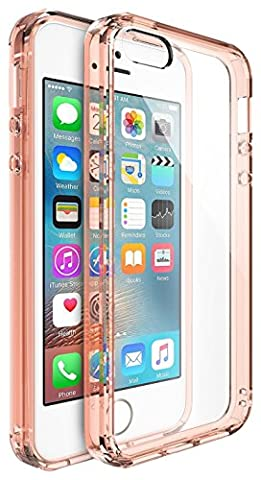 Batterie Gold Iphone 5s - Coque iPhone SE, Ringke [FUSION] Transparente Silicone