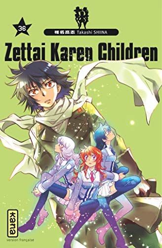 Zettai Karen Children Edition simple Tome 36