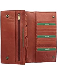 Visconti Leather Travel Organiser Wallet 1179