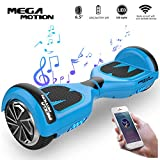 Mega Motion Self Balance Scooter Elettrico E1-6.5' Elettrico Segway- Bluetooth
