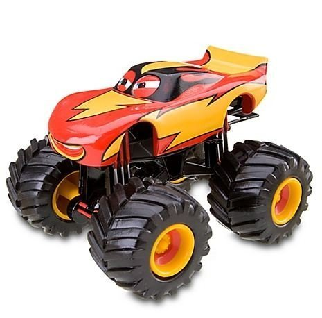 Disney Cars Toon Frightening McMean Monster Truck by Disney (Disney Cars Monster Truck)
