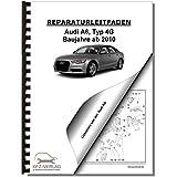 Audi A6, Typ 4G (10>) 6-Zyl. 3,0l Dieselmotor TDI 211-272 PS Reparaturanleitung