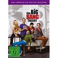 The Big Bang Theory - Die komplette dritte Staffel [Alemania] [DVD]