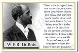 Web Dubois–NEUE berühmten Person, Klassenzimmer Poster