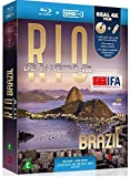 Rio De Janeiro, Brazil 4k [Blu-ray] [Import anglais]