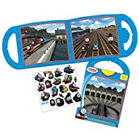 Paper Projects 01.70.29.002 Thomas and Friends Travel Pack Sticker Scene