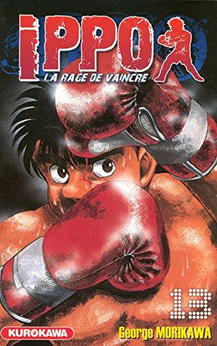 Ippo - Saison 1 - La rage de vaincre Vol.13 par MORIKAWA George