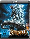 Godzilla - Final Wars [Blu-ray]