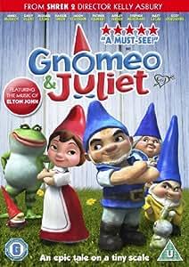 Gnomeo & Juliet [DVD]