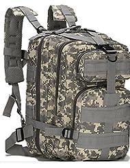 ZQ 50 L mochila Acampada y Senderismo Al Aire Libre Multifuncional colores surtidos Oxford N/A , mud color