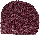 Barts Damen Tamara Beanie Baskenmütze, Pink (Maroon 0025), One Size (Herstellergröße: Uni)
