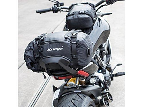 Kriega Montage Kit US Drypack Hecktasche für Ducati Xdiavel