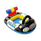 #5: Kiddie Float. Police Car.