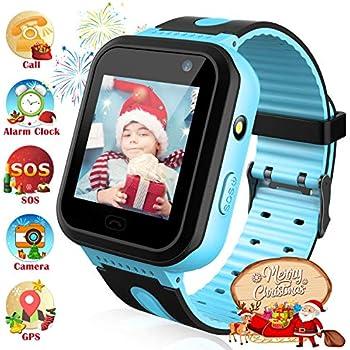 Reloj Inteligente Resistente al Agua para niños con rastreador de ...