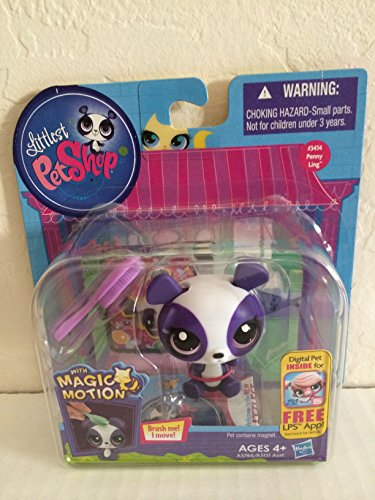 Littlest Pet Shop #3414 Penny Ling by HASBRO