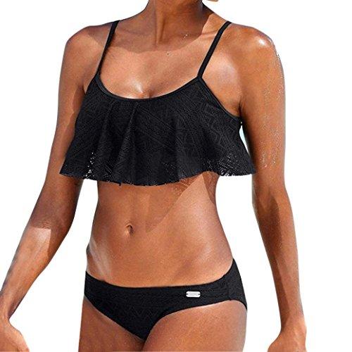 TWIFER Sommer Damen Bikini Set Bandage Push Up Gepolsterter - Tommy Hilfiger Jungen-größe 3