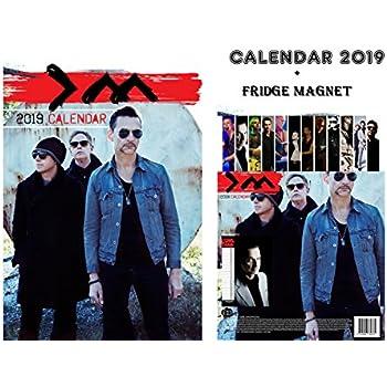 depeche mode kalender 2019 depeche mode. Black Bedroom Furniture Sets. Home Design Ideas