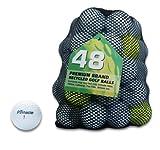 Second Chance Lakebälle 48er Pack Pinnacle Grade A