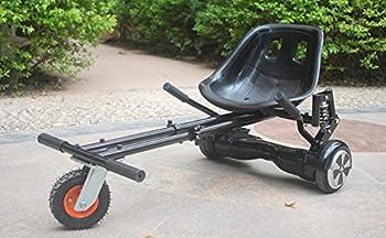 """Hoverkart - Aufhängung Mit Off Road Reifen -Für Alle Hoverboard Und Self Balance Scooter (6,5"""" 8.0"""" 10"""") Gokart Hoverseat 5"""