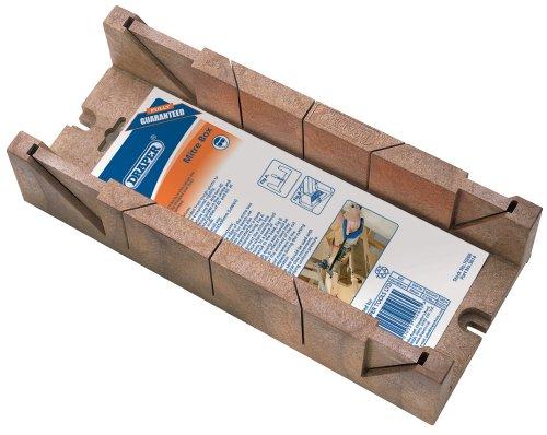 Draper 10266 - Caja ingleta 165 x 360 x 90mm