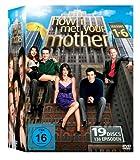 How I Met Your Mother Komplettbox, Seasons 1-6 (exklusiv bei Amazon.de) [19 DVDs]