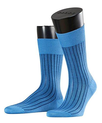 FALKE Herren Socken Shadow Mehrfarbig (Azure 6327)