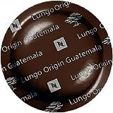Nespresso PRO Kapseln RISTRETTO LUNGO ORIGIN GUATEMALA - Box mit 50 ORIGINAL Kapseln für Nespresso Professional Systeme