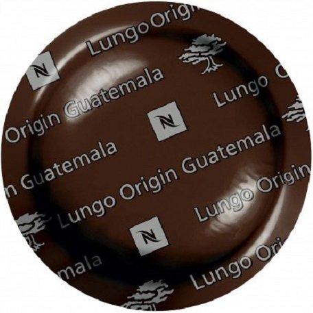 Nespresso PRO Kapseln RISTRETTO LUNGO ORIGIN GUATEMALA - Box mit 50 ORIGINAL Kapseln für Nespresso...