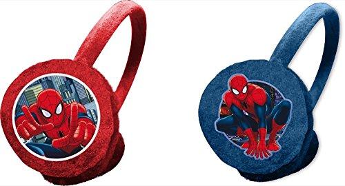 Cuffie paraorecchie spiderman 42231