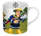 Feuerwehmann Sam Porzellan Kaffee-Becher 180m...Vergleich