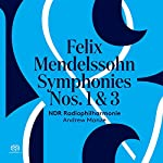 Mendelssohn: Sinfonien Nr. 1 & 3