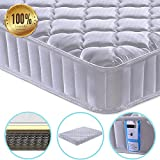 [Limited Offer] 7 Inch Simple Style Medium Firm Bed Mattress, Multiple Sizes Available - Max 100kg (4ft6 Double Mattress)