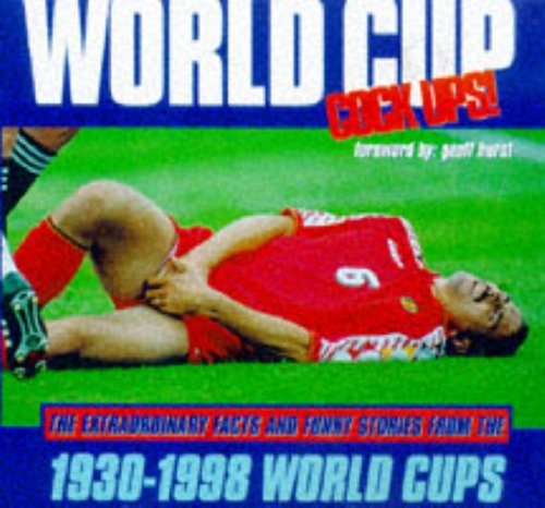 World Cup Cock-ups (Sports Comedy) por Dave Crowe