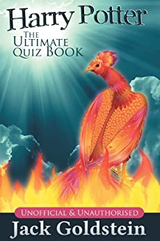 Harry Potter - The Ultimate Quiz Book by [Goldstein, Jack]