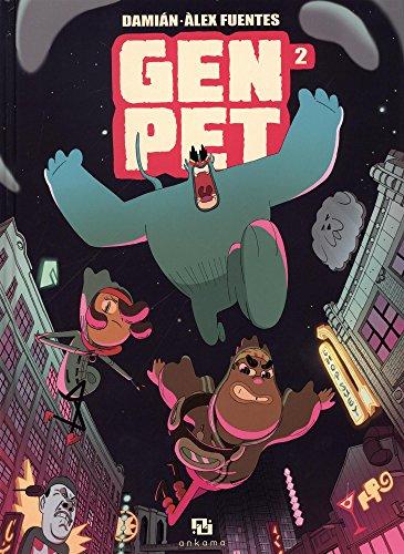 GenPet (2) : Nouveaux héros : Gen Pet 2
