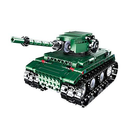 """Ferngesteuerter Panzer \""""Tiger 1\"""" aus der deTECH Serie von CaDA"""