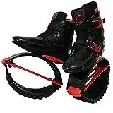Byjia Unisex-Eignungs-Sprung-Schuh-Schlag-Stiefel Anti-Gravity Für Das Laufen des...