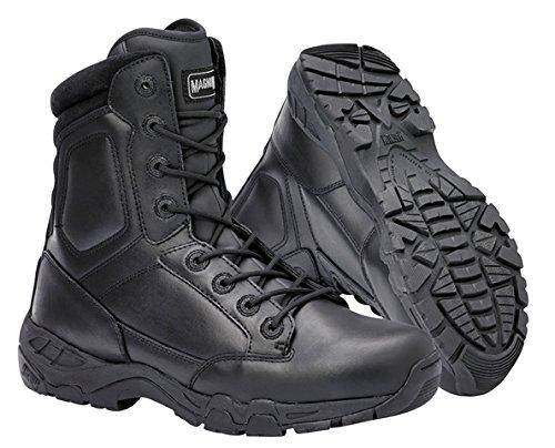 Magnum Viper Pro 8.0 Leather Waterproof, Bottes de Travail Mixte Adulte Black