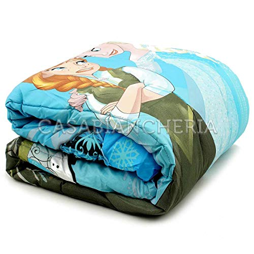 a0ad04b162 Trapunta Quilt invernale Frozen Winter per letto Singolo una piazza Q243