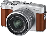 #4: Fujifilm X-A5/XC 15-45mm f3.5-5.6 Ois PZ Camera (Brown)
