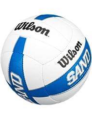 Wilson Beachvolleyball Sand Game, weiß