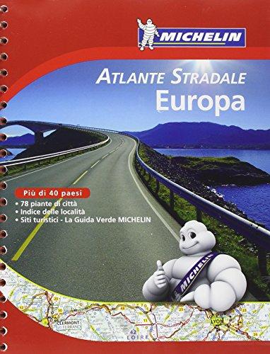 Europa. Atlante stradale e turistico 1:500.000 - 1:3.000.000 - Amazon Libri