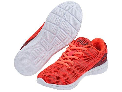 Fila - Fury fun 2 p low orange - Chaussures running Orange fluorescent