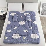 Warm Und Multifunktionaldesign Lazy Schlafsofa Abdeckung Tatami Mats Quilt Kissen Matratzenhülle Mit Ärmeln Geeignet Home Sofa Freizeit Bett Decken