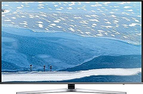 Samsung UE49KU6459 123 cm (49 Zoll) Fernseher (4K Ultra HD, HDR, Triple Tuner, Quad Core, Smart TV)