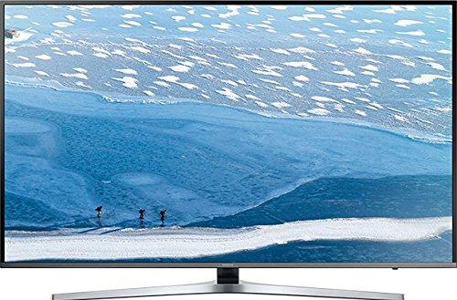 Abbildung Samsung UE49KU6459 123 cm (49 Zoll) Fernseher (4K Ultra HD, HDR, Triple Tuner, Quad Core, Smart TV)